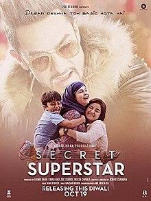 Secret Superstar full movie