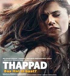 Thappad Full Movie