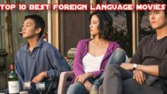 Top 10 best foreign language movies